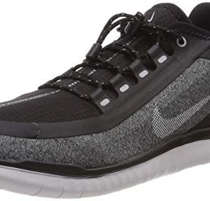 Nike Men's Free RN 2018 Shield Running Shoe Black