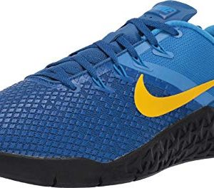 Nike Men's Metcon 4 XD Training Shoe Team Royal/Amarillo/Light Photo