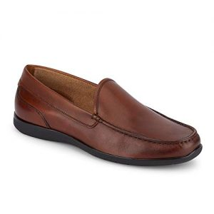 Dockers Men's Lindon Loafer, Antique Brown