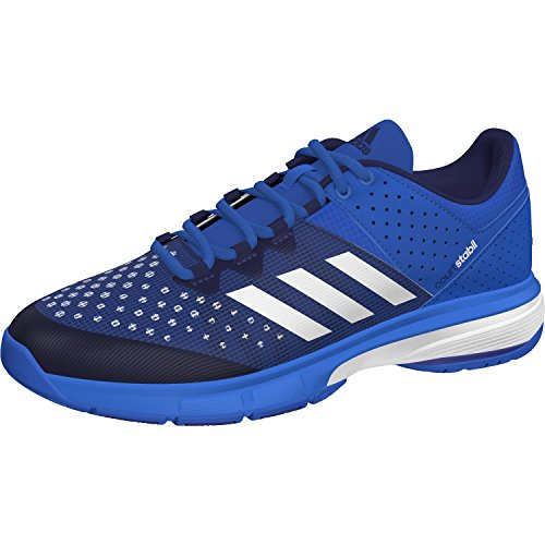 adidas Court Stabil Men's Indoor Court Shoe Badminton/Squash/Racquetball