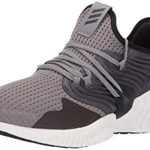 adidas Men's Alphabounce Instinct CC, Black/Grey