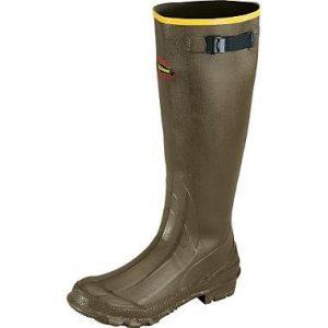 "Lacrosse Men's Grange 18"" Rubber Hunting Boots"