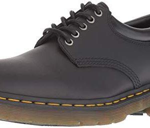 Dr. Martens Men's Snow Shoe, Black, 11 Medium