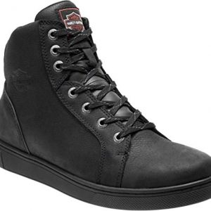 HARLEY-DAVIDSON FOOTWEAR Men's Watkins Fashion Boot, Black, 13 M US