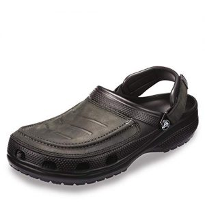 Crocs Men's Yukon Vista Clog black/black