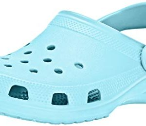 crocs Women's Classic Mule Ice Blue - 8 B(M) US Women / 6 D(M) US Men