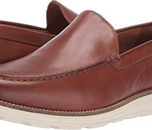 Cole Haan Men's Original Grand Venetian Slip-On Loafer, british tan/ivory