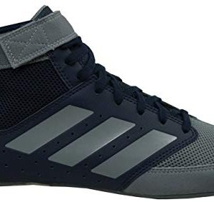 Adidas Men's Mat Hog 2.0 Wrestling Mat Shoe Ankle Strap
