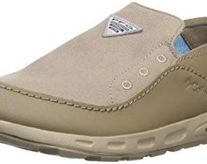 Columbia Men's Bahama Vent PFG Boat Shoe , Waterproof & Breathable