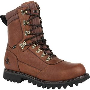 Rocky Ranger Waterproof 800G Insulated Outdoor Boot Brown