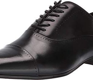 ALDO Guerin Black Leather