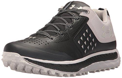 Under Armour Men's Freedom Horizon STR Sneaker, Black