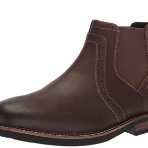 Nunn Bush Men Otis Chelsea Fashion Boot with KORE Comfort Walking Technology