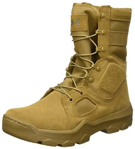 Under Armour Men's FNP Military and Tactical Boot, Coyote Brown