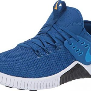 Nike Men's Metcon Free Training Shoe Team Royal/Amarillo-LT Photo Blue