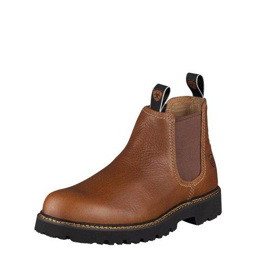 ARIAT Men's Spot Hog Boot - Peanut