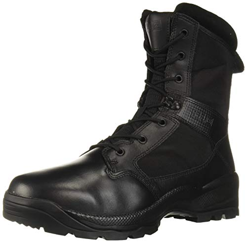 """5.11 Men's ATAC 2.0 8"""" Military Tactical Boot, Style, Black, 12 Wide"""