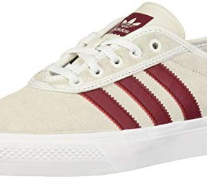 adidas Originals adi-Ease Sneaker, Crystal Collegiate Burgundy/White