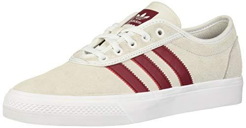 adidas Originals adi-Ease Sneaker, Crystal Collegiate Burgundy/White
