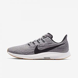 Nike Men's Air Zoom Pegasus 36 Running Shoe Gunsmoke/Oil Grey/White