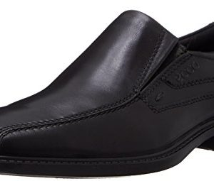 ECCO Men's New Jersey Loafer,Black