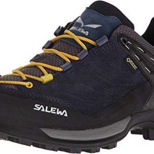 Salewa Men's Mountain Trainer GTX, Night Black/Kamille