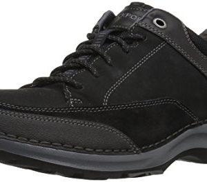 Rockport Men's RocSports Lite Five Lace Up Shoe, black