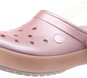 Crocs Crocband Ice Pop Clog, barely pink