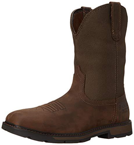 Ariat Mens Groundbreaker Sq Toe H20 Steel Toe Clogs/Shoes 9.5 D/Medium