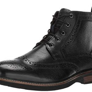 Nunn Bush Men's Odell Wingtip Chukka Boot with KORE Comfort Technology