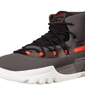 Under Armour Men's SC 3ZER0 II Basketball Shoe, White