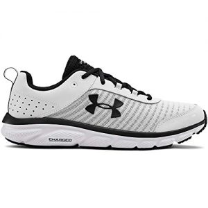 Under Armour Men's Charged Assert 8 Running Shoe, White