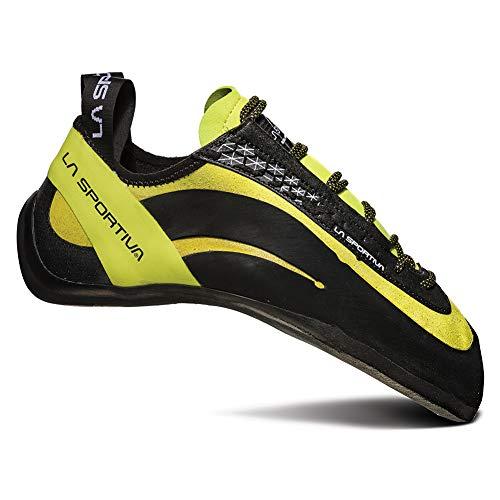 La Sportiva Men's Miura Climbing Shoe, Lime