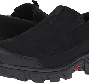 Salomon Men's Snowclog Snow Shoes, Black/Black/Black