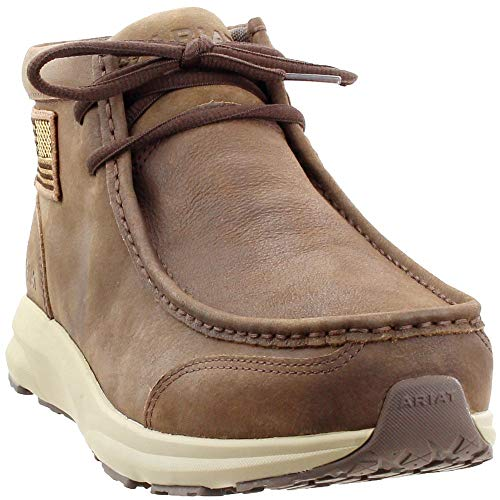 Ariat Men's Spitfire Patriot Western Boot, Terrace