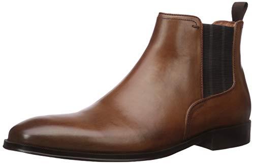 Florsheim Men's Belfast Plain Toe Gore Boot Chelsea, Cognac