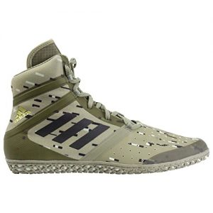 adidas Impact Olive Digital Wrestling Shoes Olive
