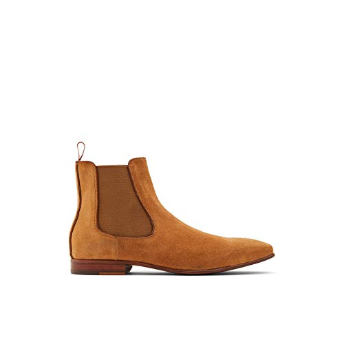 ALDO Men's Biondi-R Fashion Boot, Cognac
