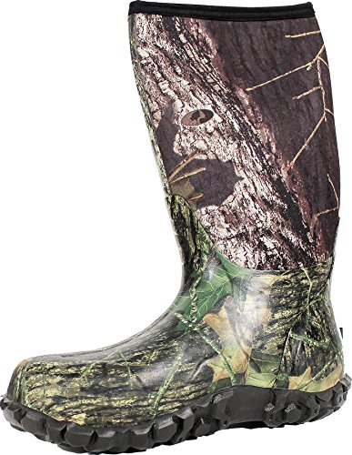 Bogs Men's Classic High Waterproof Insulated Rain Boot, Mossy Oak