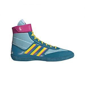 adidas Combat Speed, Light Aqua/Yellow/Teal