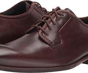 Cole Haan Men's Warner Grand Postman OX Oxford, Chestnut