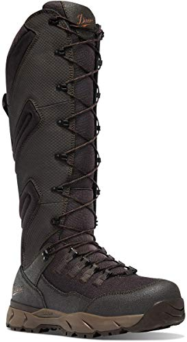 """Danner Men's Vital 17"""" Snake Boot, Brown"""