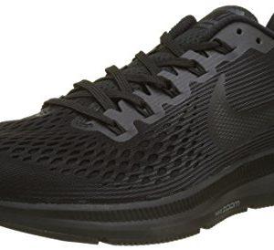 Nike Men's Air Zoom Pegasus 34 Running Shoe (Black/Dark Grey/Anthracite)