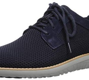 UGG Men's Union Derby Hyperweave Sneaker, Navy