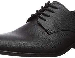 Calvin Klein Men's Gunther Oxford, Black