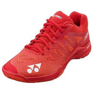 YONEX Aerus3 Men's Badminton Shoe-Red