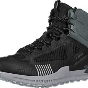 Under Armour Men's Verge 2.0 Mid GORE-TEX, Black (003)/Pitch Gray