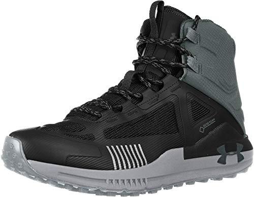 Under Armour Men's Verge 2.0 Mid GORE-TEX, Black (003)/Pitch Gray