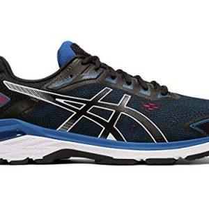ASICS Men's Running Shoes, Black/Black