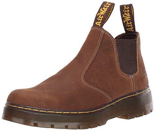 Dr. Martens Men's Hardie Boot, Whiskey